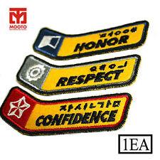 Mooto Taeki Inner Strength Patch Mini 1Ea Martial Arts Uniform Patch Insung