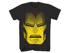 Marvel Iron Man Huge Face T-Shirt