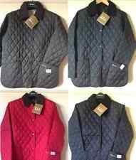 Ladies Barbour Quilted Liddesdale Jacket BLack, Navy, Olive, Red. BNWT RRP 89.95