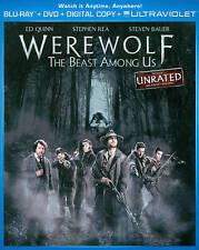 Werewolf: The Beast Among Us (Blu-ray/DVD, 2012, 2-Disc Set) - NEW!!