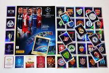Panini CHAMPIONS LEAGUE 2010/2011 10/11 - KOMPLETTSATZ COMPLETE SET + ALBUM MINT