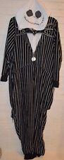 Women's Nightmare Before Christmas Jack One Piece Pajama Sleep Suit S, M, 2X, 3X