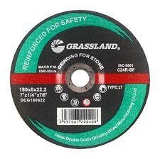 "Grinding Disc, Masonry Concrete Grinding Wheel - 7"" x 1/4"" x  7/8"" - T27"