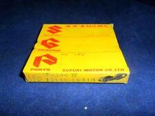 NOS Suzuki Piston Ring Set STD 69-71 T250 12140-18410