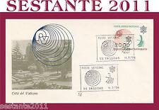 VATICANO FDC ALA 173 1978 POSTA AEREA VATICANA LIRE 2000 2.000 (162)