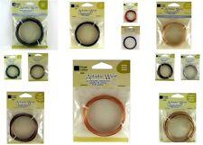 Artistic Wire Round Craft Wire 10-12-14-16 gauge
