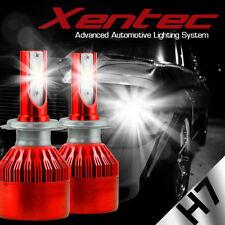 BEAMTECH H7 388W 7200LM LED Headlight Kit High/Low Beam Bulbs PHlLlP 6500K Power