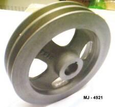 Mack Trucks Inc. - Dual Groove Steel Pulley - P/N: 302GC 3154P1  (NOS)