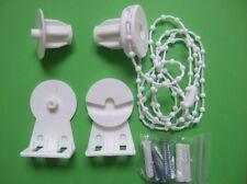 "25MM STANDARD PLASTIC ROLLER BLIND REPAIR KIT FOR 25MM(1"") EXTERNAL DIAMETER TUB"