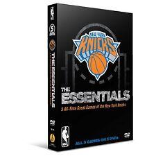 NBA Essential Games of the New York Knicks 5er [DVD] NEU Ewing Carmelo Anthony