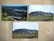 Lot Postkarten Ansichtskarten 3x LAKEHEAD ONTARIO CANADA Kanada 70`s