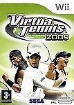 Virtua Tennis 2009 (Nintendo Wii, 2009)