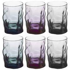 BORMIOLI Rocco Sorgente DRINK CENA Occhiali Bicchieri Tazze Festa Set 30 CL 300 ML