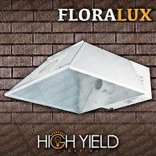 Complete GROW LIGHT w BALLAST HOOD + GLASS LENS BULB 400w 250w HPS MH Kit Lamp