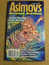 ASIMOV'S (SCI-FI) - RUDY RUCKER - Jan 2003