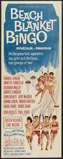 BEACH BLANKET BINGO MOVIE POSTER Buster Keaton 4 Sizes