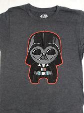 Star Wars Darth Vader Kawaii T-Shirt S Small