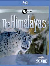Nature Himalayas Blu-Ray Disc Brand New w/Free Shipping!