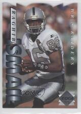 1995 Collector's Edge Silver Die-Cuts 102 Raghib ismail Los Angeles Raiders Card
