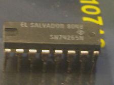 SN74265N HEX TRI STATE BUFFER  2PCS