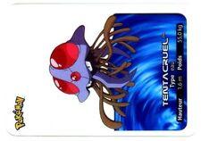 POKEMON LAMINCARDS CARTE CARD 073 TENTACRUEL
