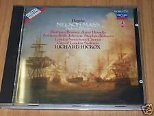 CD-JOSEPH HAYDN-NELSON MASS-RICHARD HICKOX-ARGO-1985