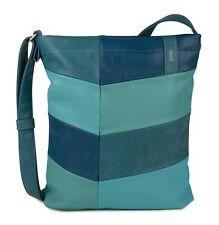ZWEI Umhängetasche LISSY LY12-z Handtasche Damen groß Kunstleder