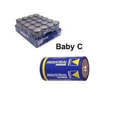 Baby C LR14 VARTA Industrial Alkaline 4014 MN1400 Hochwertige Batterie neu Stück