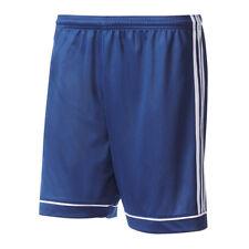 Adidas Squadra 17 BREVE senza slip interni blu bianco