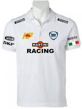 POLO MARTINI RACING LANCIA DELTA HF INTEGRALE maglietta felpa t-shirt maglia BIA