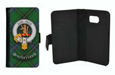 Sutherland Clan Flip Case for Apple iPhone & Samsung Galaxy - Scottish