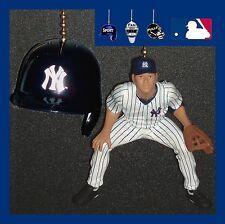 MLB NEW YORK YANKEES ALEX RODRIGUEZ FIGURE & HELMET/LOGO BASEBALL FAN PULLS
