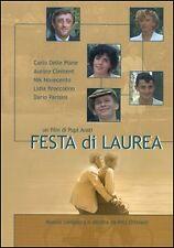 Dvd video **FESTA DI LAUREA** con Carlo Delle Piane di Pupi Avati nuovo 1985