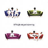 "M PEOPLE-""ELEGANT SLUMMING""-ONE NIGHT IN HEAVEN-MOVING ON UP-BRAND NEW CD 1996"