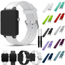 Nouveau Silicone Bracelet Acetate DOUX poignet pour Garmin Montre Vivoactive