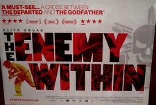 Cinema Poster: ELITE SQUAD ENEMY WITHIN 2011 Wagner Moura Irandhir Santos