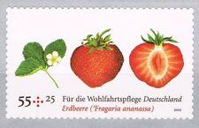 2777 II **  BRD 2010, Erdbeere, SK aus MB,  Duftmarke