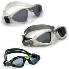 AquaSphere KAYENNE GOGGLE Mask Swimming Diving Triathlon SMOKE Anti-Fog tinted