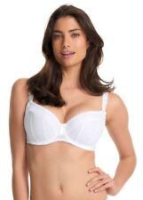 Freya Lauren Underwire Half Cup Plunge Bra Women�s White 4821 New Various Sizes