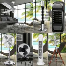 AEG Decken Tisch Steh Stand Ventilatoren Wind Maschine Luft Kühler oszillierend