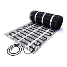 Underfloor Heating Electric 200W/M ² Carpet 17mm Twin Cable Dünbettheizung
