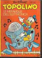 Topolino N° 1470-  29 gennaio 1984- OTTIMO