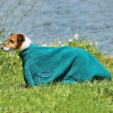 Weatherbeeta Dry Bag Unisex Pet Accessory Dog Towel - Hunter Green All Sizes