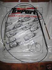 R/H Trasero Cable De Freno De Mano-BC2280-se adapta a: Fiat UNO (1991-95)