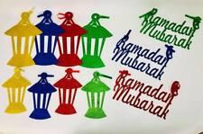 Ramadan Mubarak and Eid Lantern Celebration Decoration Muslims Celebration