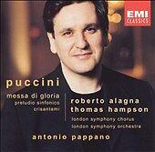Puccini: Messa di Gloria; Preludio sinfonico; Crisantemi (CD, Jul-2001, Warne...