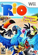 RIO Nintendo Wii Game