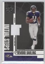 2004 Leaf Rookies & Stars Initial Steps Materials #IS-29 Devard Darling Card