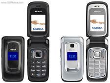 Original Nokia 6085 2G GSM900/1800/1900/2100 Bluetooth FM radio camera Cellphone