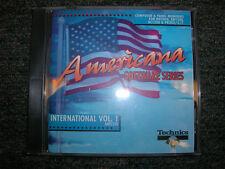 Technics Keyboard & Piano Americana Software – International Vol. 1